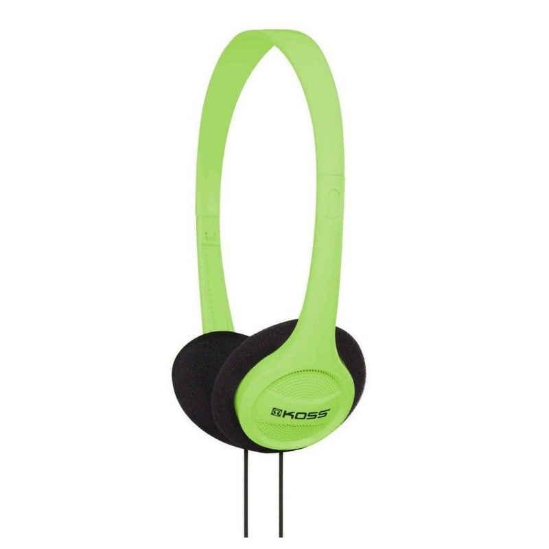 Koss »KPH7g - grün« On-Ear-Kopfhörer