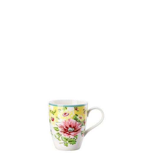 Hutschenreuther Becher »Springtime Flowers Sun Becher mit Henkel«, Porzellan