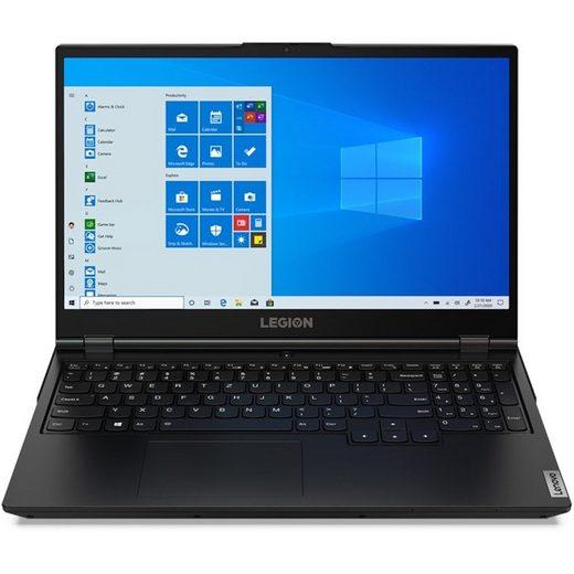 Lenovo Legion 5 15ARH05 (82B500CPGE) 1 TB HDD / 512 GB SSD / 16 GB - Notebook - phantom black Gaming-Notebook (AMD Ryzen 7, 1000 GB HDD)
