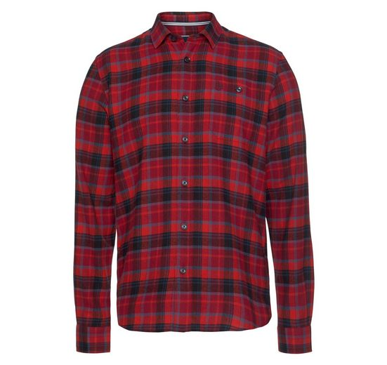 Schlussverkauf Rhode Island Flanellhemd mehrfarbig