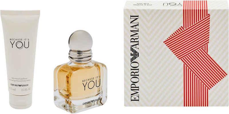 Giorgio Armani Duft-Set »Because it's You«, 2-tlg.