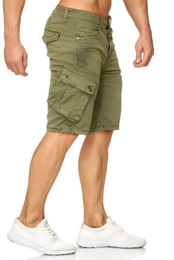 Max Men Cargoshorts »2710« Herren Cargo Shorts CRUISE
