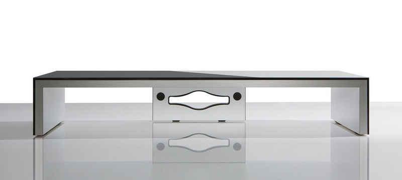 VCM TV-Board »TFT Monitor Aufsatz Erhöhung Alu Glas Edlosa«