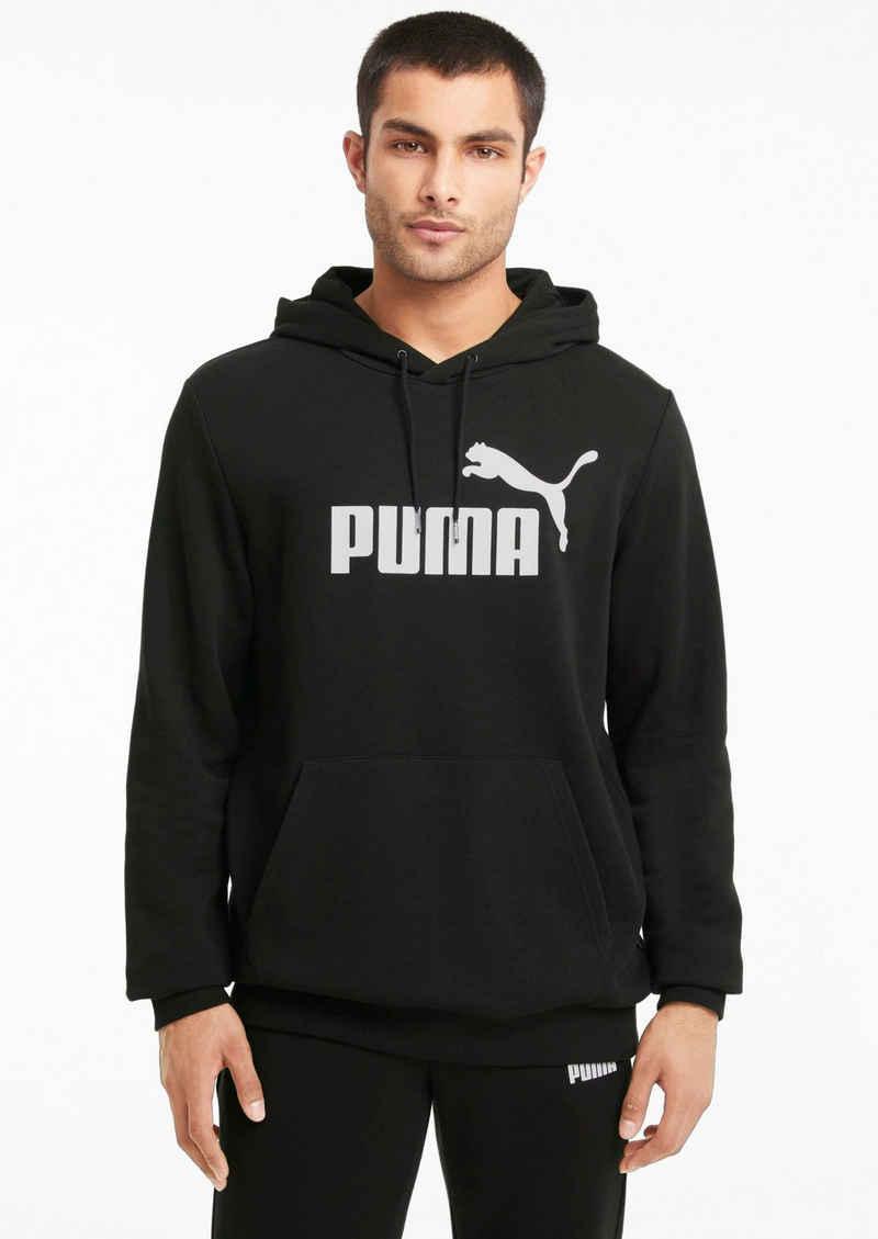PUMA Kapuzensweatshirt »ESS Big Logo Hoodie TR«
