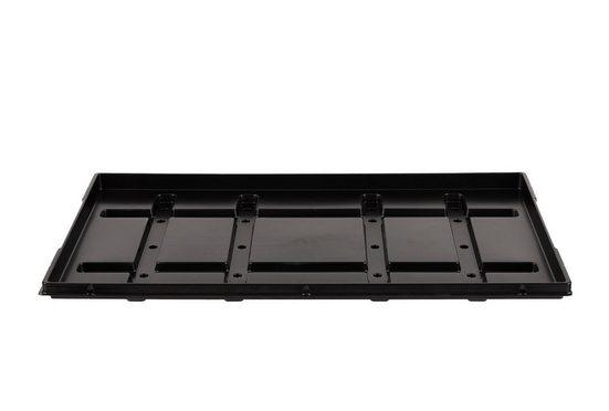 BigDean Anzuchttablett »Untersetzer Pro für Anzuchtplatte 60 & 24 Pflanzschale Anzuchtschale Topfplatte 53 x 31 cm« (1 Stück)