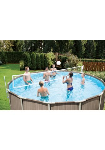 SummerWaves Volleyballnetz (Set) ir Ball dėl Pools...