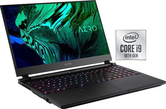 Gigabyte AERO 15 OLED YC-9DE5760SP Notebook (Intel Core i9)