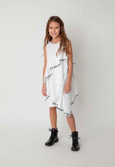 Gulliver A-Linien-Kleid mit außergewöhnlichem Schnitt