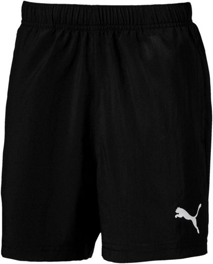 PUMA Funktionsshorts »ACTIVE WOVEN SHORTS BOYS«