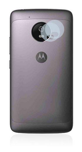 BROTECT Schutzfolie »für Lenovo Moto G5 (nur Kamera)«, (2 Stück), Folie Schutzfolie klar