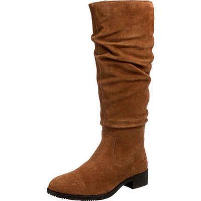 Paul Vesterbro »Leder Slouch Boot Klassische Stiefel« Stiefel