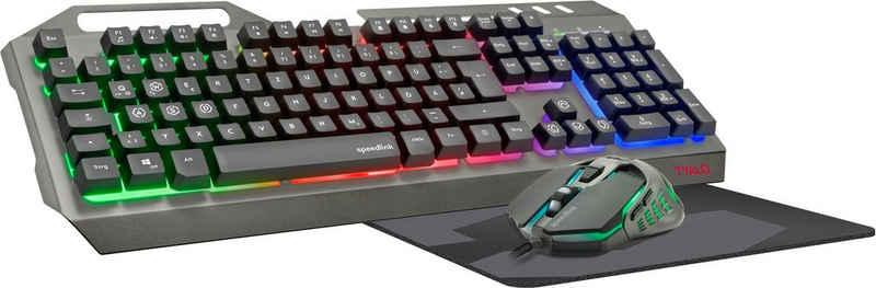 Speedlink »TYALO Illuminated« Gaming-Tastatur