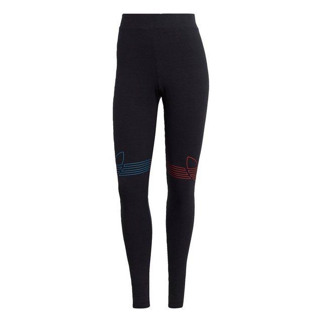 Hosen - adidas Originals Funktionstights »LOUNGEWEAR Adicolor Tricolor Leggings« ›  - Onlineshop OTTO