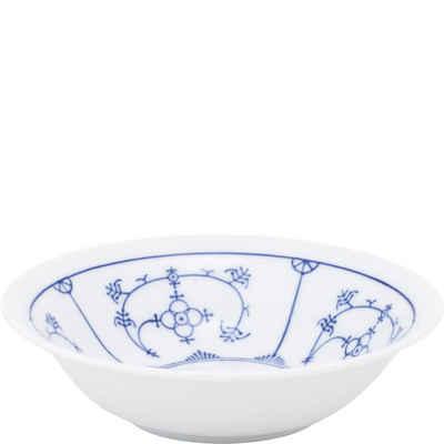 Kahla Dessertschale »Blau Saks 13 cm«, Porzellan, von Hand dekoriert