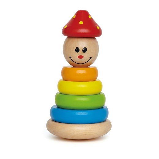 Hape Stapelspielzeug »Stapel-Clown«