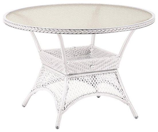 BEST Gartentisch »Madelene«, Aluminium/Glas, Ø 110 cm