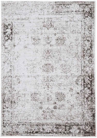 Teppich »Soli«, carpetfine, rechteckig, Höhe 8 mm, Vintage Look, Wohnzimmer