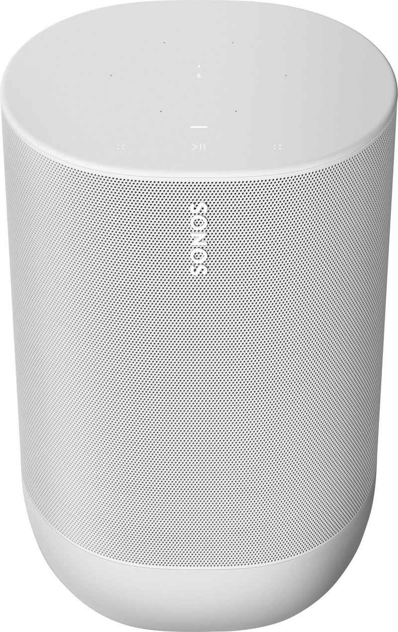 Sonos Move Mono Smart Speaker (Bluetooth, WLAN (WiFi), 40 W)