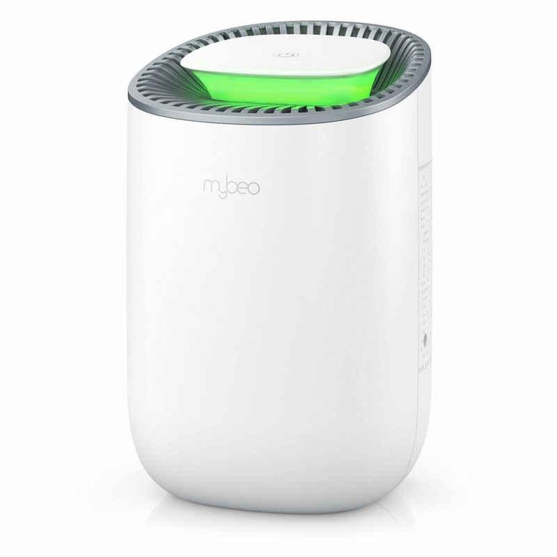 MyBeo Luftbefeuchter, 0,6 l Wassertank, Luftentfeuchter elektrischer Entfeuchter Dehumidifier