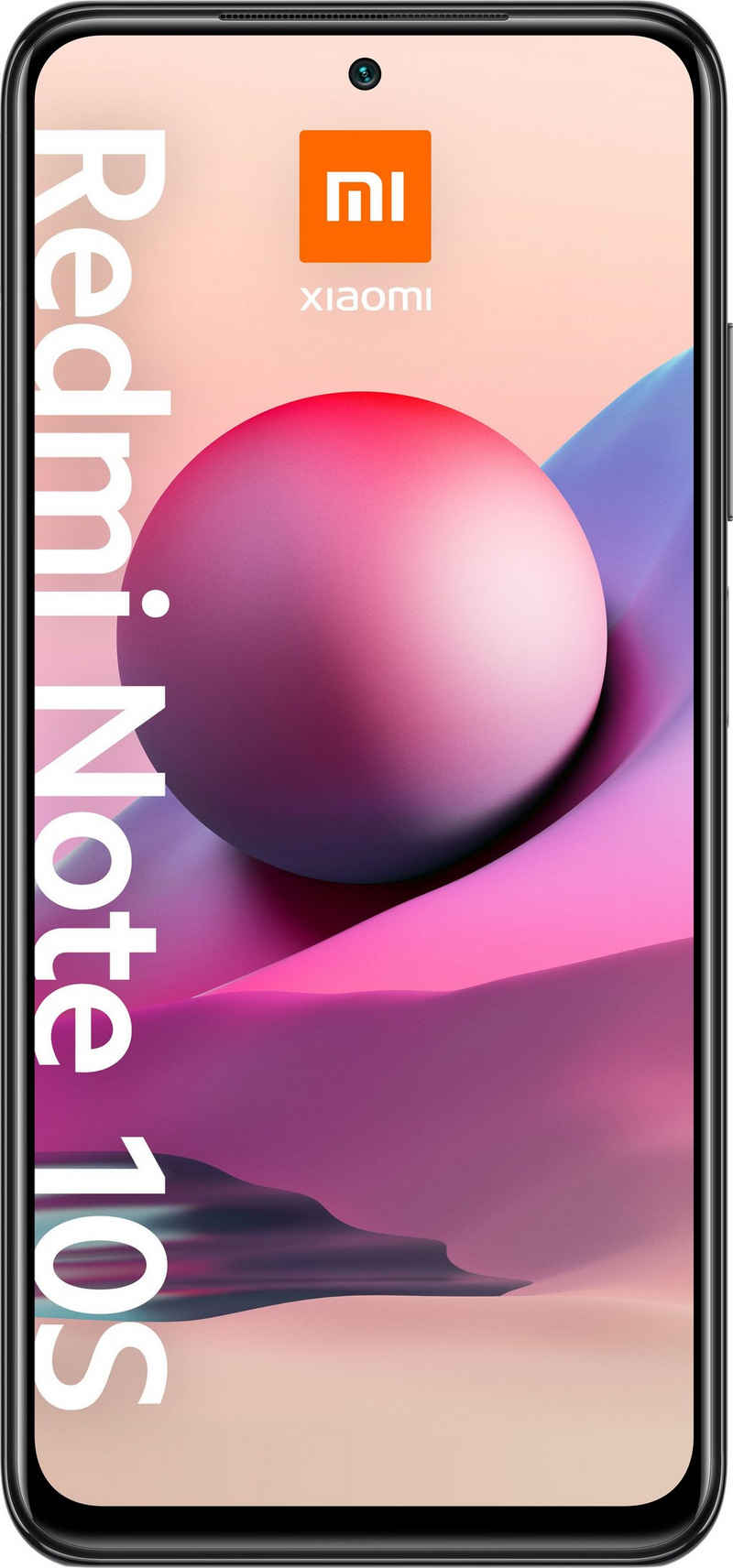 Xiaomi Redmi Note 10S Smartphone (16,3 cm/6,43 Zoll, 128 GB Speicherplatz, 64 MP Kamera)