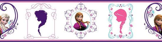 Bordüre »Disney, Die Eiskönigin«, (1 St), Disney
