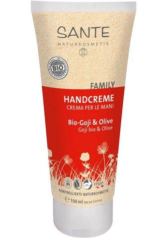 SANTE Handcreme »Bio-Goji & Olive«