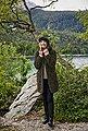 Milestone Langmantel »Fake Fur Curly Mantel Katnis«, Bild 4
