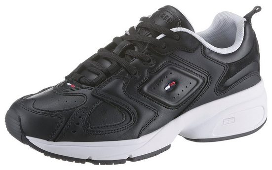 TOMMY JEANS »WMN HERITAGE TOMMY JEANS SNEAKER« Wedgesneaker im Chunky Style