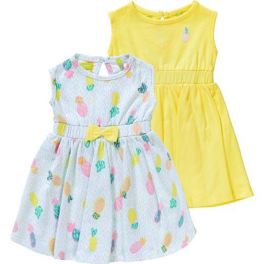 LEMON BERET Baby Kleid, Doppelpack