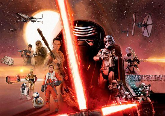 IDEALDECOR Fototapete »Star Wars«
