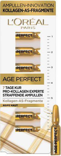 L'ORÉAL PARIS Gesichtsserum »Age Perfect Pro-Kollagen Ampullen«