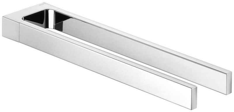 Keuco Handtuchhalter »Edition 11«, Handtuchhalter 2-tlg. Ausladung 340mm verchromt