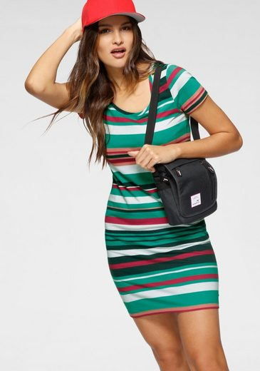KangaROOS Shirtkleid im modischen Streifen-Design