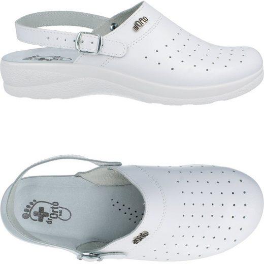 Dr. Orto »Praxis-Schuhe (Arzt-Clogs)« Clog Gesundheitsschuhe, Praxis-Schuhe, Präventivschuhe