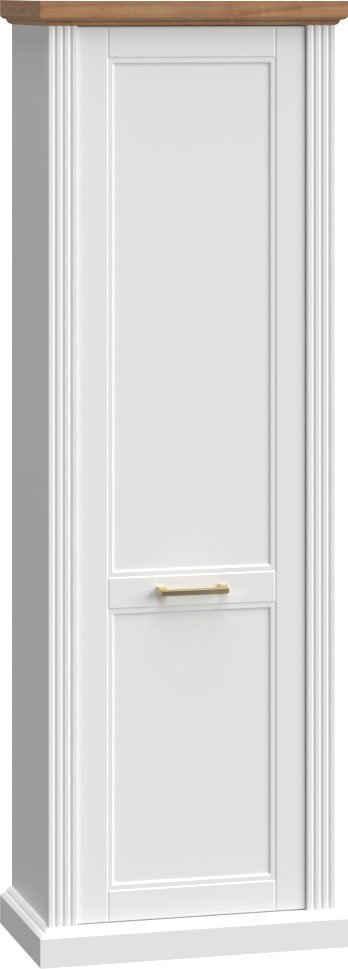 DELAVITA Garderobenschrank »Tara« hochwertig UV lackiert, Soft-Close-Funktion