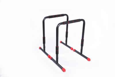 HC Sports Liegestützgriffe »Dipstation 83 cm« (Set, 2-er Set), ganzheitliches Training