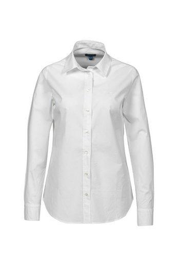 Gant Hemdbluse »Solid Stretch Broadcloth Shirt«