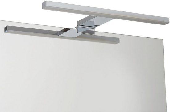 Loevschall Spiegelleuchte »LED Aufsatzleuchte Lagan«, inkl. Transformator