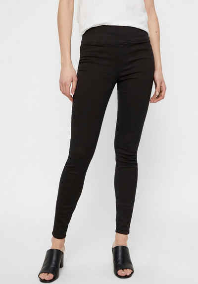 pieces Jeansjeggings »PCHIGHWAIST SOFT JEGGINGS«