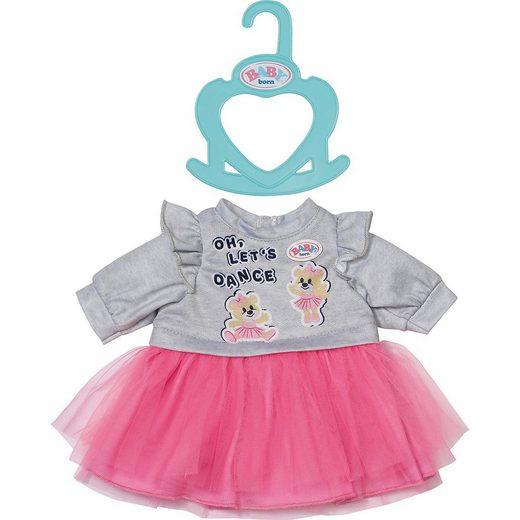 Zapf Creation® Puppenkleidung »BABY born® Little Kleider rosa 36 cm«
