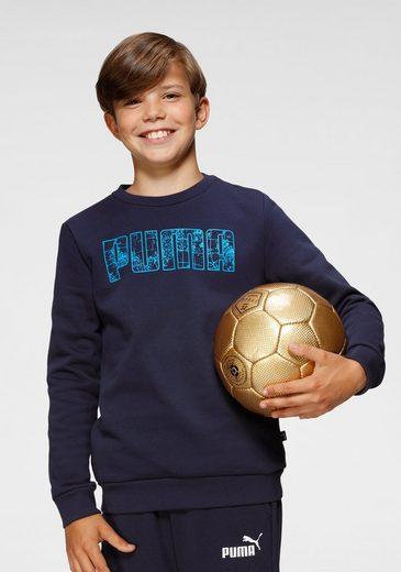 PUMA Sweatshirt »CREW FLEECE BOYS«