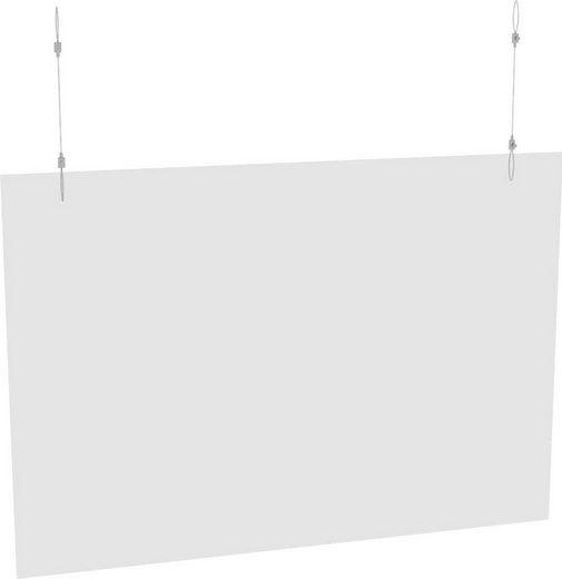 Levira Home Schutzwand »3083«, Breite 100 cm