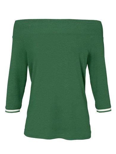 heine TIMELESS U-Boot-Shirt 3/4-Arm