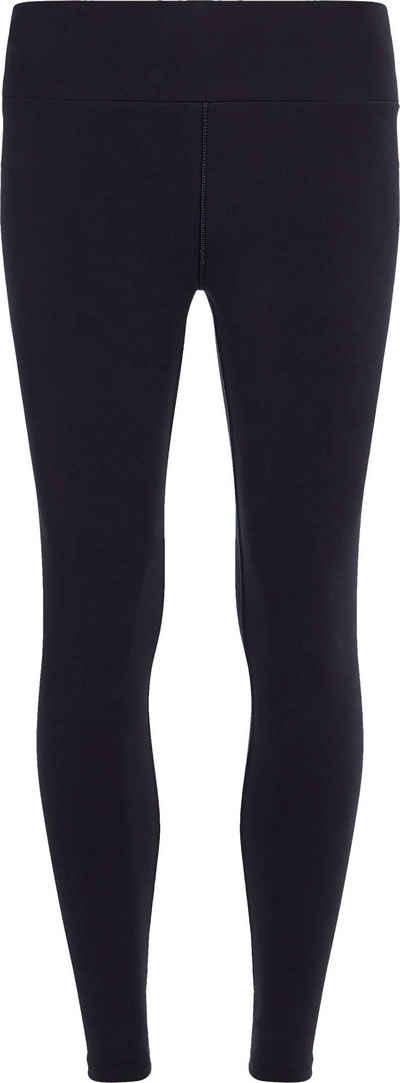 Tommy Hilfiger Curve Leggings »CRV SLIM COTTON STRETCH LEGGING« mit breitem Taillenbund