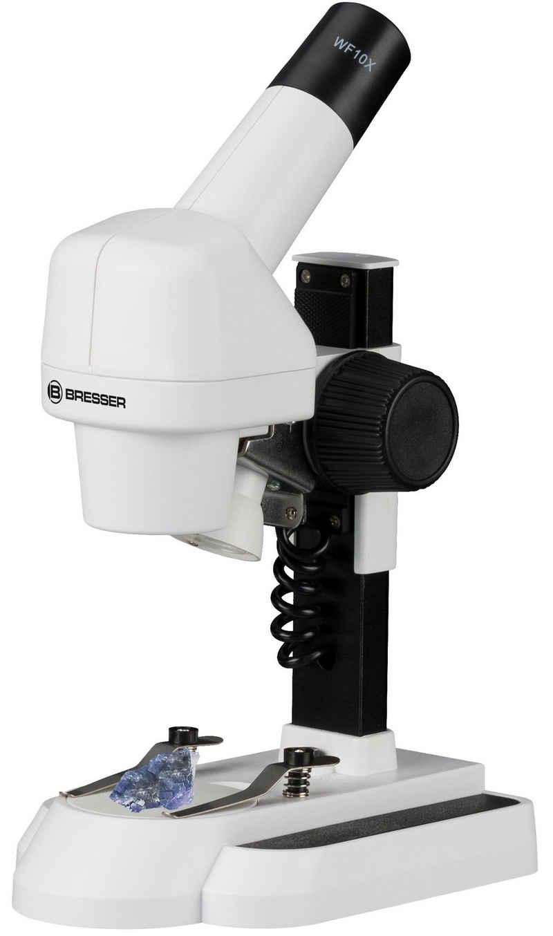 BRESSER junior Mikroskop »Auflicht-Mikroskop mit 20-facher Vergrößerung«