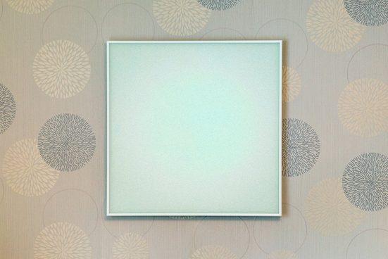 ELBO-THERM Infrarotheizung Glas, 450 W, BxH: 60x90 cm