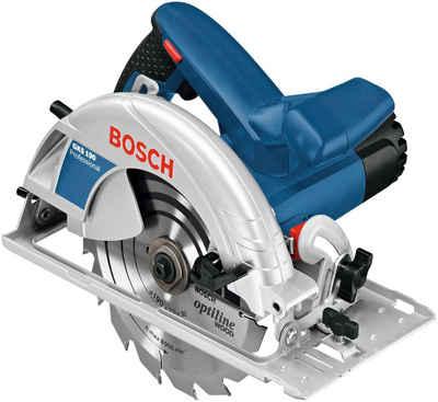 Bosch Professional Handkreissäge »GKS 190«, 1400 W, 190 mm
