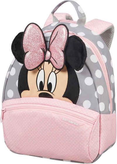 Samsonite Kinderrucksack »Disney Ultimate 2.0, S, Minnie Glitter«