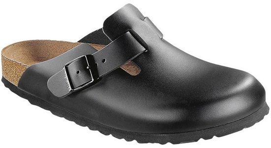 Birkenstock »60193« Sandale Boston NL Schwarz