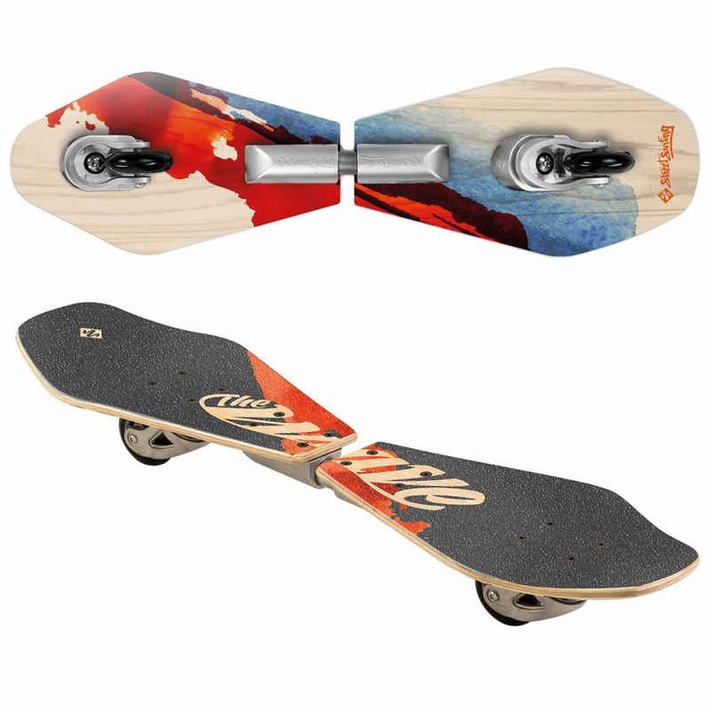 Street Surfing Waveboard »Street Surfing Waveboard Wave Rider Abstract 86 cm 03-12-002-2«